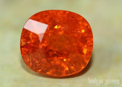 spessartite [12.14 ct]