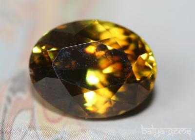 Titanite [6.42 ct]