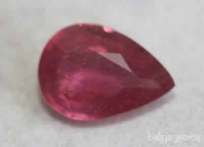 Rubis [3.49 ct]