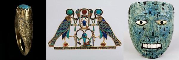 Bijoux turquoise anciens 1