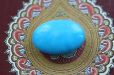 Turquoise [14.07 ct]
