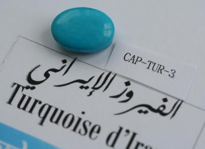 Turquoise [13.85 ct]