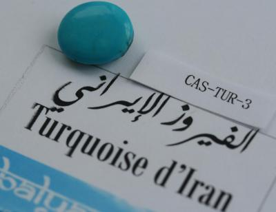 Turquoise [14.40 ct]