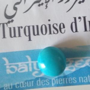 Turquoises d'Iran