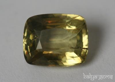 Chrysobéryl [1.68 ct]