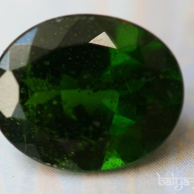 Diopside [3.50 ct]