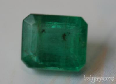 Emeraude de Zambie [1.60 ct]